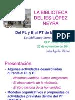 La Biblioteca Del Ies Lopez Neyra