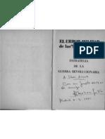 Abraham Guillén - El Error Militar de las «izquierdas» [1980]