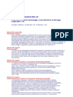 Decreto Legislativo 22 gennaio 2004