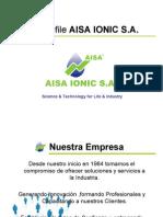 Profile Aisa Ionic