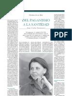 Juan Carlos Estenssoro - Historia de un libro. Del paganismo a la santidad