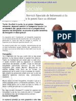 servicii speciale