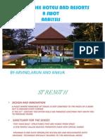 Banyan Tree Hotels and Resorts