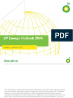 BP - Annual Energy Outlook to 2030
