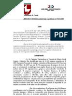 Proyecto de Interes Deliberativo Aborto en el HCD Lanús