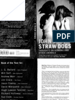 John Gray - Straw Dogs