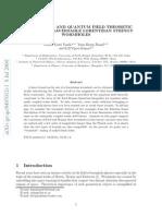 Kamal Kanti Nandi et al- Semiclassical and Quantum Field Theoretic Bounds for Traversable Lorentzian Stringy Wormholes
