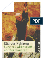 Rüdiger Nehberg - Survival - Abenteuer Vor Der Haustür - Ebook