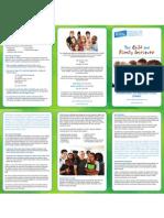 Comprehensive Adolescent Rehabilitation and Education Service (CARES) Brochure