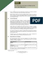 Ftib - Bauxite Investment Opportunities