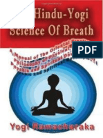 The Hindu-Yogi Science of Breathh - aka Yogi