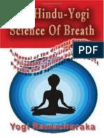 The Hindu-Yogi Science of Breathh - aka Yogi
