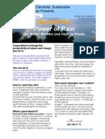 Power of Rain-2