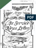 Air Force News ~ Jul-Dec 1925
