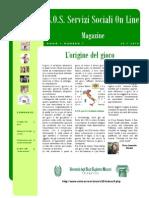 Magazine S.O.S. Servizi Sociali on Line n.7 PDF