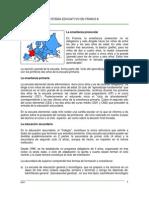 Estructura Del Sistema Educativo en Francia