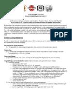 Fm Fire Alarm Plan Submittal Checklist