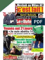 LE BUTEUR PDF du 19/01/2012