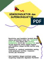 Semikonduktor Dan Superkonduktor