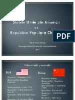 Comparatie SUA - Rusia (1)