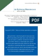 Manual de Instalação Eletrica Residencial - PROCEL
