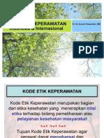 6 - Kode Etik Keperawatan Indonesia Dan Internasional