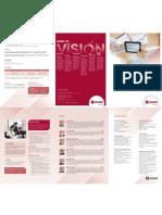 Tríptico Diplomado Internacional en Finanzas Corporativas