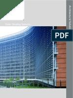 Leaflet Solar Shading Systems