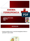 Anemia Ferropenic Albert