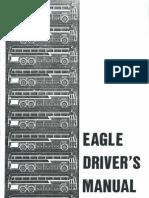 Eagle Driver's Manual