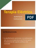 Terapia Eléctrica agosto 2011