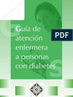 Guia Del Paciente Con Diabetes ASANEC