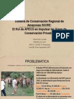 Sistema de Conservación Regional de Amazonas