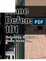 Home Defense 101 - Defending Against a Home Invasion
