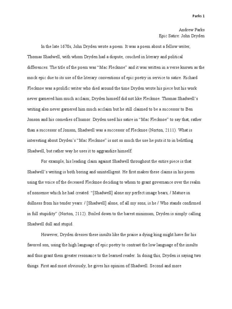 Ats-w elementary essay