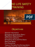 Fire Life Safety Training
