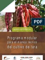Tara Ayacucho - Guia Modular Para El Manejo Tecnico de La Tara