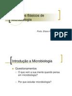 Aula 1 -Principios Basicos Microbiologia
