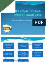 Peraturan Dan Undang-undang Jalan Raya Thn 4