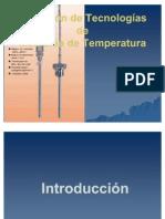 Selección de Tecnologías de Medición de Temperatura