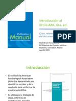 Norma APA (6ta. edición-Slideshare)