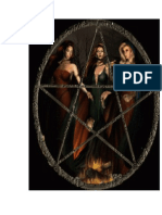 Rituals and Practices of Witchcraft in Selected Foreign Movies From 1971-2010