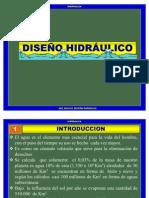 DISEÑO HIDRAULICO 1er PARTE