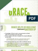 GRACE & the Church - Power Point