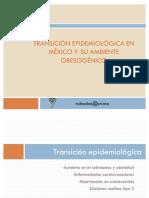 1. 1 Epidemiologia de La Nutricion en Mexico