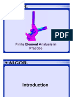 FEA in Practice 400