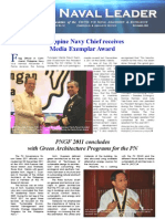 The Naval Leader December 2011 Issue