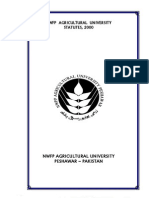 AUP Statutes 2000