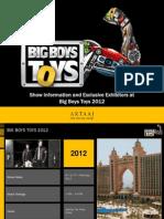 BBT 2012 Exclusive Exhibits