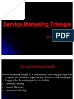 service marketing triangle